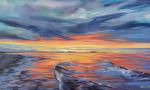 Marmalade Sky 30x15